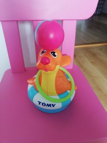 Foka Tomy zabawka do wody