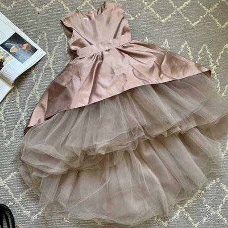Платье пышное праздничное