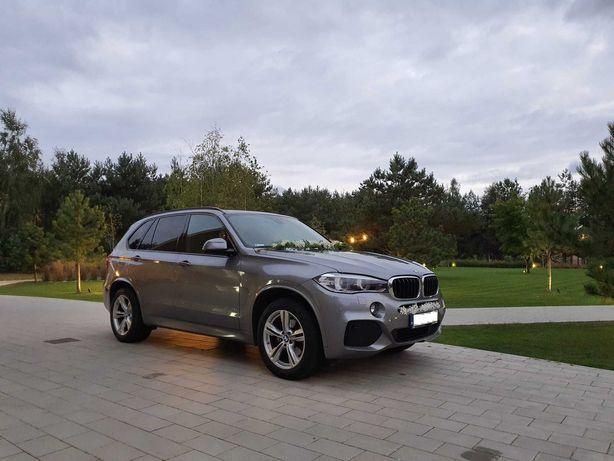 Samochód do ślubu *** Auto na wesele ***BMW X5 M Sport ***