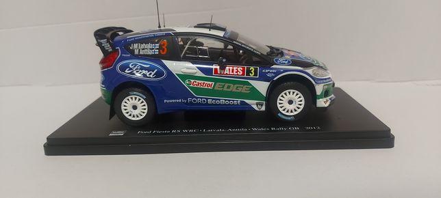 Ford Fiesta RS WRC skala 1:24