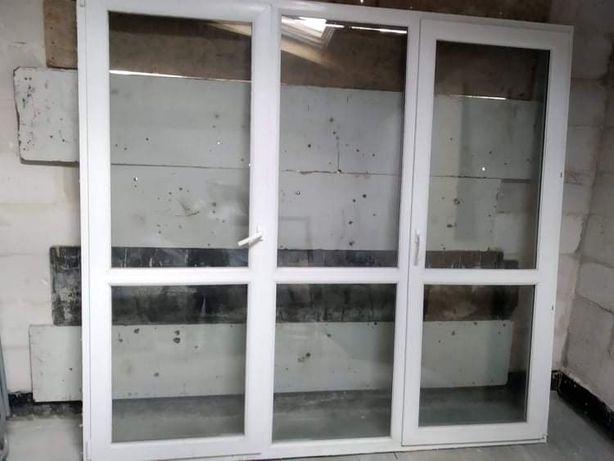 Okno balkonowe, tarasowe