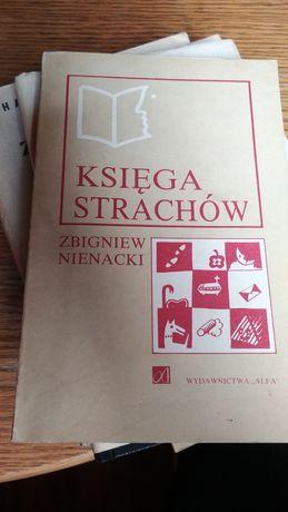 """""""Księga strachów"""" Zbigniew Nienacki"""