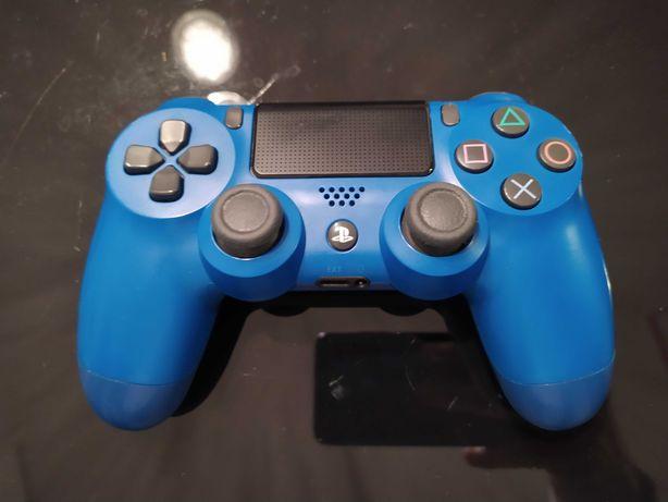 Pad PS4 Dualshock 4 V2 oryginał błękitny