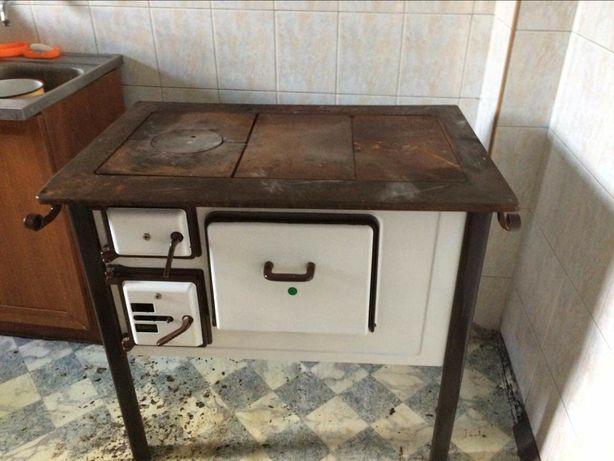 Piec kuchenka węglowa