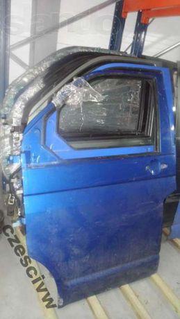 Дверь передняя боковая задняя Фольксваген Транспортер Т5 запчасти Т5