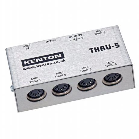 Kenton Thru-5 MIDI Box