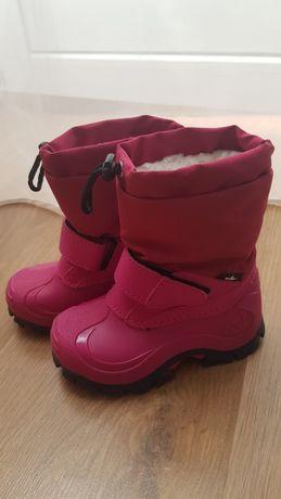 Зимние сапоги для девочки LIC0
