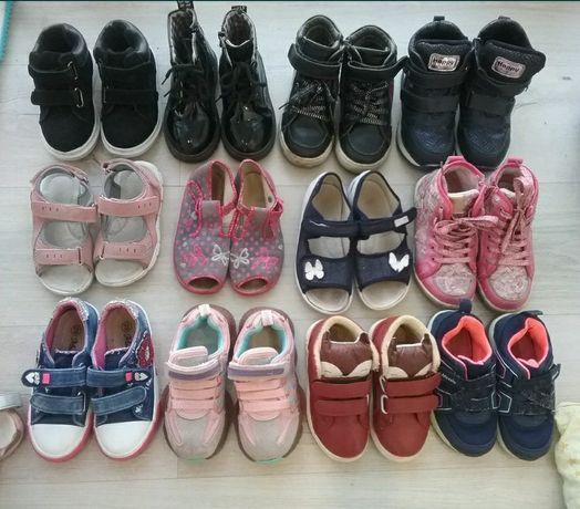 Обувь для девочки. Ботинки для девочки. Кроссовки детские. Ботинки