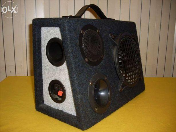 Coluna Subwoofer Musicbox