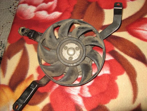 Вентилятор охлаждения радиатора Suzuki GSX-R 600-750 К4 К5