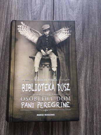Biblioteka dusz-Ransom Riggs-3 z serii Osobliwy dom Pani Peregrine