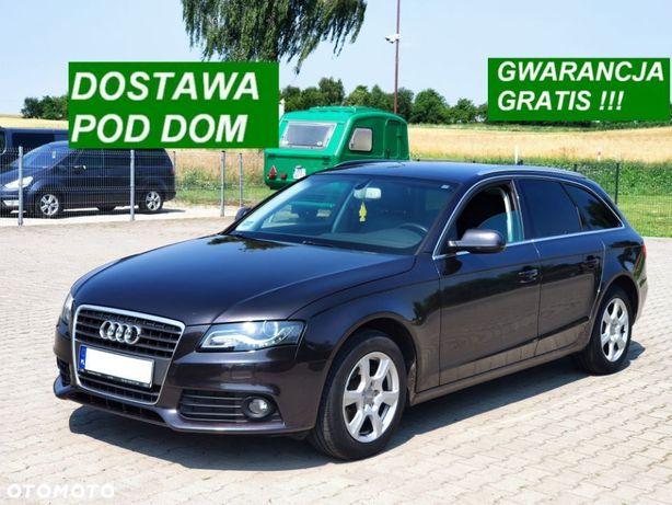 Audi A4 BEZPIECZNY ZAKUP skóra dvd navi kamera ledy manual
