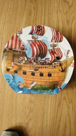Jogo/Puzzle infantil Barco Pirata
