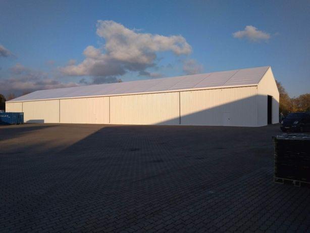Hala namiotowa magazynowa wiata garaż hala rolnicza NAMIOT 20X70X5
