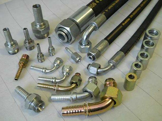 Виготовлення, ремонт, ТО гідроциліндрів  та рукавів високого тиску