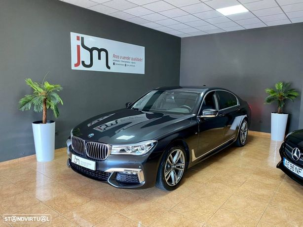 BMW 725 d Pack M