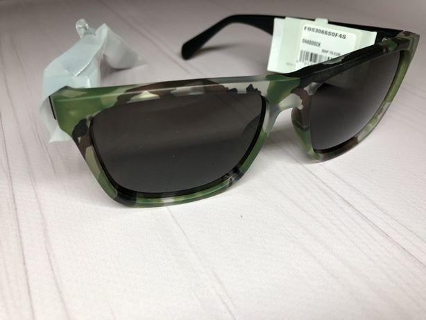 Солнцезащитные очки Fossil хакки