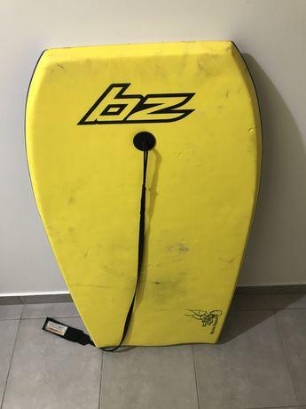 Bodyboarding BZ e barbatanas tm . L