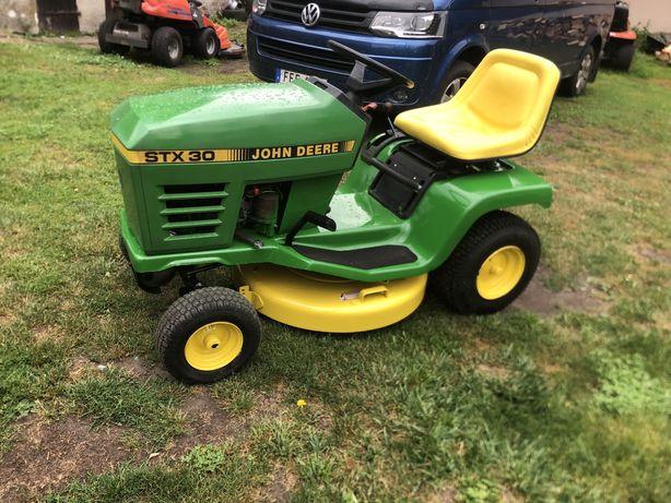 Kosiarka Traktorek John Deere stx 30
