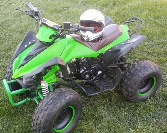 quad atv 125cc używany