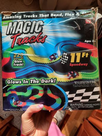 Magic traks игра гра 220 деталей
