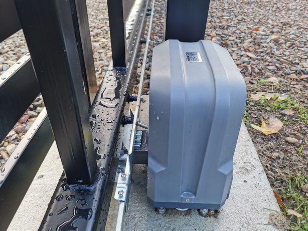 Mocny automat / napęd do przesuwnej bramy 1000kg - MONTAŻ GRATIS