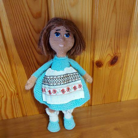 Вязана лялька !!!