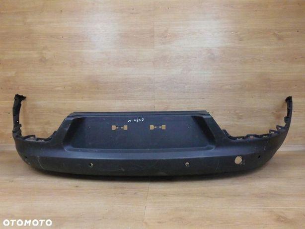 Kia Sportage III zderzak tylny tył dokładka
