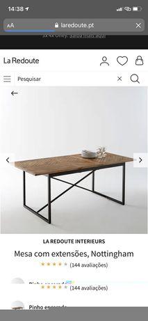Mesa jantar pinho la redoute