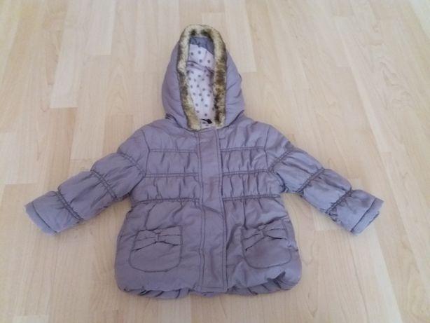 Курточка теплая осень/зима