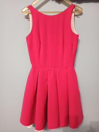 Sukienka różowa rozm. 36