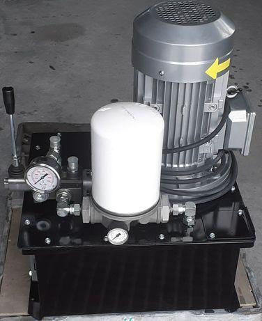 Prasa Zasilacz hydrauliczny agregat stacja hydrauliczna prasa
