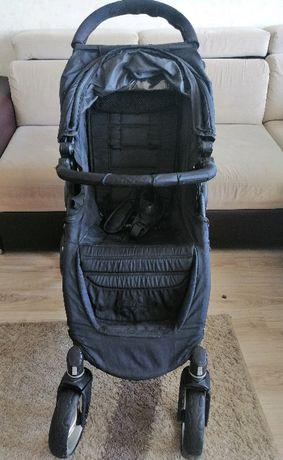 Wózek Baby Jogger City Mini + torba + dodatki