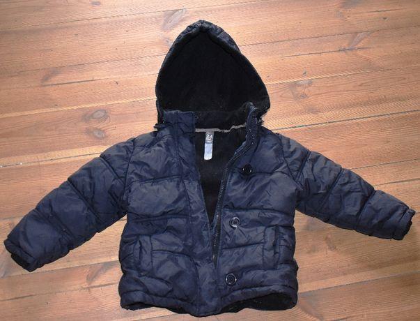 czarna kurtka Zara Kids