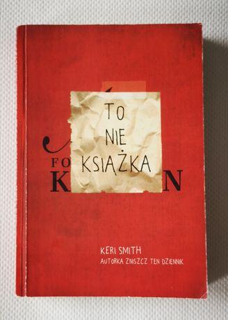 To jest książka Keri Smith autorka zniszcz ten dziennik