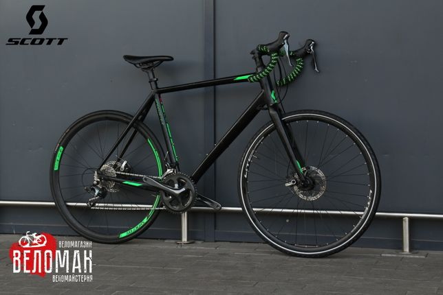 Шоссейный велосипед Scott Speedster 30. Trek Cube Cannondale Bianchi