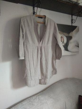 Dłuższa tunika, sukienka Vero Moda może być ciążowa xl