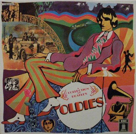 The Beatles ‎– A Collection Of Beatles Oldies - 1971
