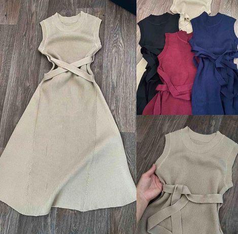 Платье резинка универсал