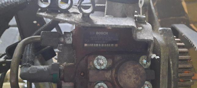 Citroen C4 1.6 HDI (110km) Listwa wtryskowa rurki i pompa wtryskowa