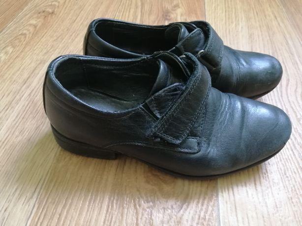Продам туфли, кожа, каблук Томаса