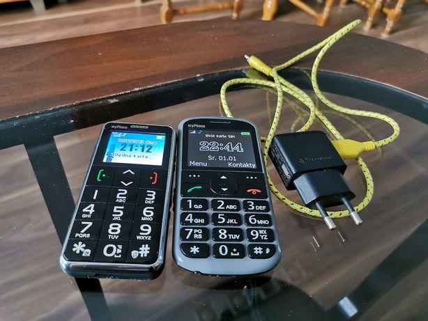 Telefony dla seniora