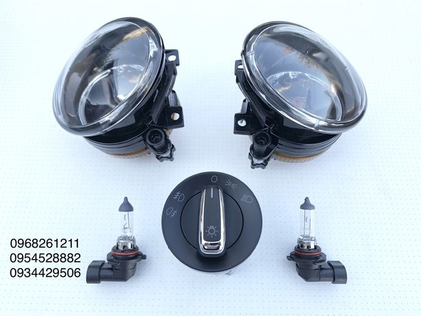 Противотуманки VW T5 gp (10-15) фольксваген т5 т6 туманки галогенки