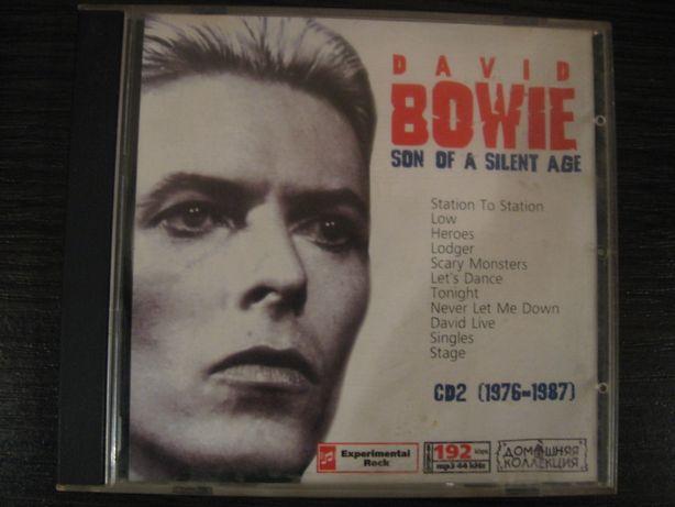 Диск СD mp3 David Bowie