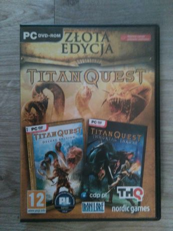 Gra na PC Titan Quest