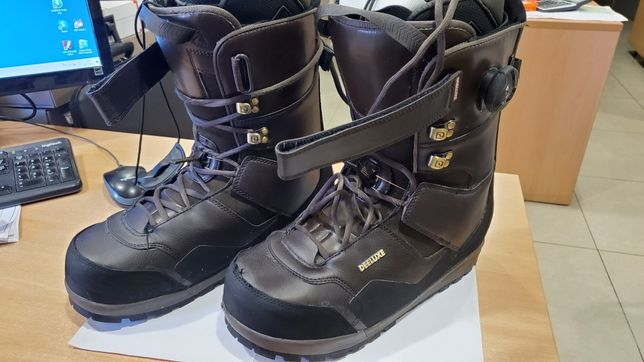 Сноубордические ботинки Deeluxe X-Plorer TF Brown