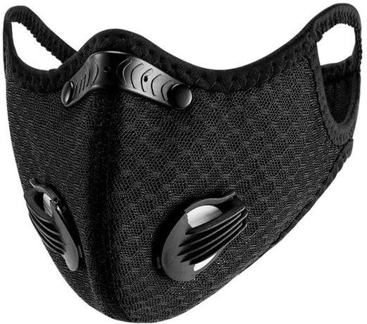 SPORTOWA maska antysmogowa ACTIVE + FILTR N99 , PM2.5, PM10
