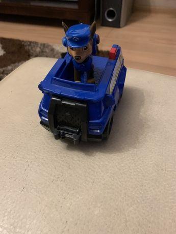 Psi patrol Chase pojazd + figurka