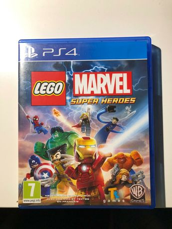 LEGO Marvel  gra na ps4