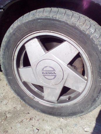 Диск колесный VOLVO R16